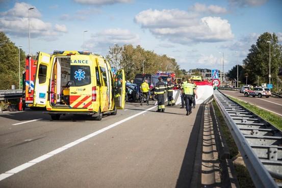 Verdachte dodelijk ongeval in Halfweg: 'Ik reed niet te hard'