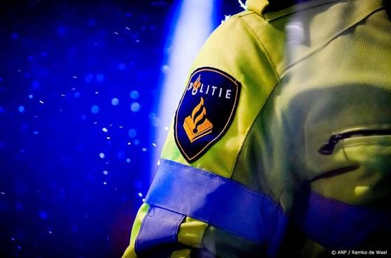 Politie moet abseilend achter verdachte aan