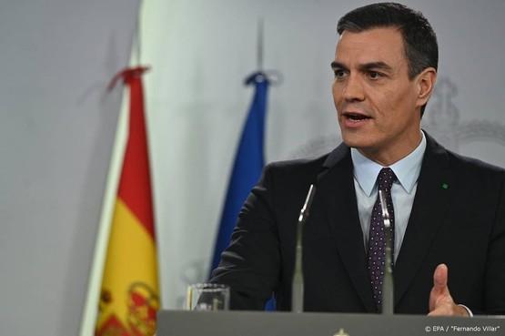 Sánchez mag regering Spanje vormen