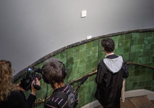 Frans Hals Museum in Haarlem aanvaardt het Spijkerschilderij: kunstwerk met een pijnlijke geschiedenis