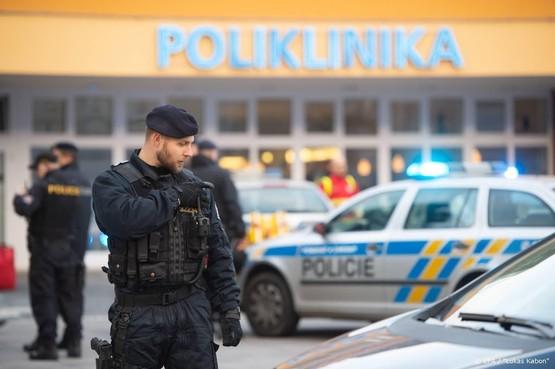 Doden bij schietpartij in hospitaal Tsjechië