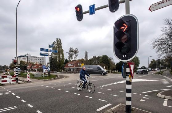 Snelheid wordt uit Schipholweg in Badhoevedorp gehaald