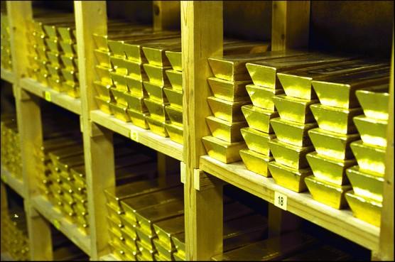 Goudvoorraad is tijdens vervoer naar Haarlem nauwelijks te stelen