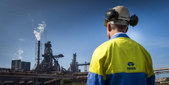 Werk neergelegd bij Tata Steel