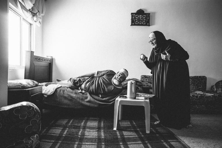 Op zoek naar de gemene deler in het Midden-Oosten, wil de Haarlemse fotograaf Daniel Maissan zoveel mogelijk mensen ontmoeten met de naam Abraham