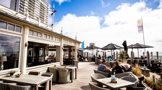 Aantal strandtenten neemt toe, vooral in Noord-Holland, Zuid-Holland blijft de grootste