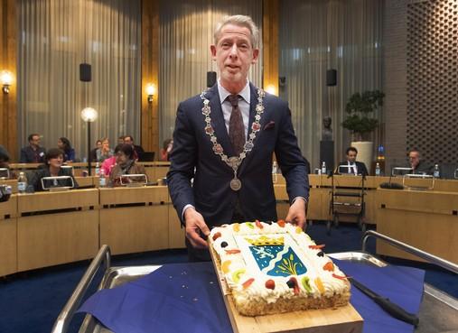 Nieuw Haarlemmermeer heeft eigen gemeentewapen