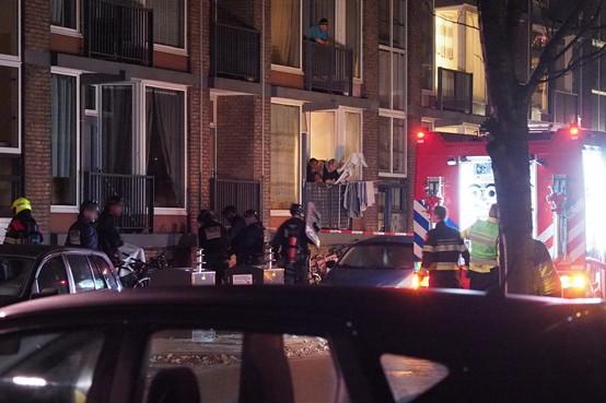 Verwarde man sticht brandje in woning aan Radarstraat IJmuiden