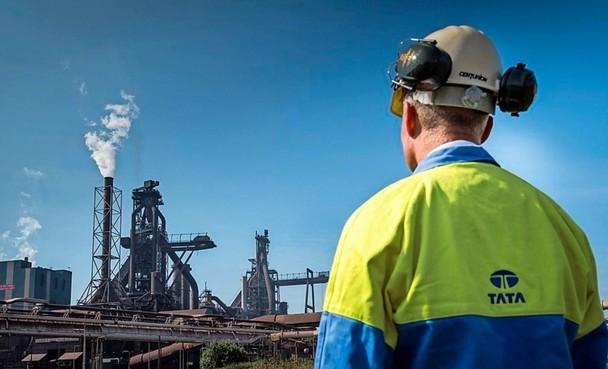 Stilstand geen optie voor Henrik Adam, baas van Tata Steel