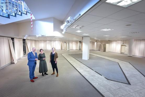 Cultuurwarenhuis in oude V&D is knipoog naar vervlogen functie van winkel aan de IJmuidense Lange Nieuwstraat