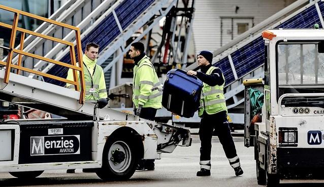 FNV: Schipholwerkers betalen als eerste de rekening met ultrafijnstof